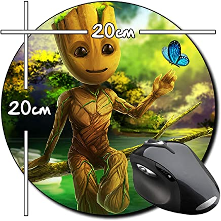 Guardians of The Galaxy Baby Groot I Am Groot Rubber Mouse Mat PC Mouse Pad