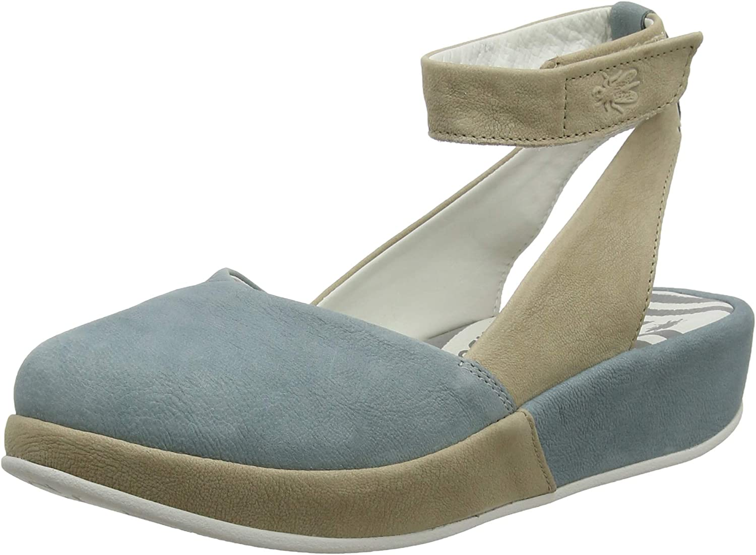 FLY London Women's Limited price Ranking TOP19 Ankle Ballet Flats Strap