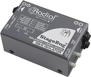 Radial StageBug SB-5 Laptop DI