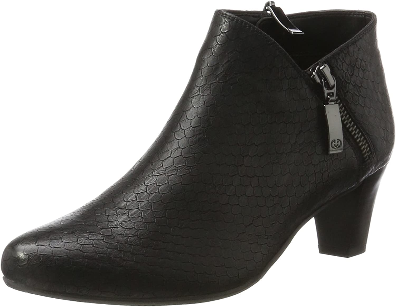 Gerry Weber Women Ankle Boots Grey, (grey) G39227MI830 710