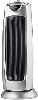 Suntec Wellness 12860 Calefactor de CTP, 1000 W, Plata