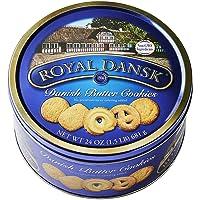 Deals on Royal Dansk Danish Cookies Tin, Butter, 24 Ounce