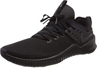 Nike Mens Free Metcon Training Shoes (10.5 D(M) US) Black/Black/Black