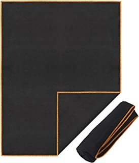 Microfiber Decathlon Nabaiji Towel in 4 Sizes / 7 Colors – Small , Lightweight and Ultra Absorbent – Microfiber Travel Towel , Beach Towel , Sport Towel , XL Yoga and Large Gym Towel