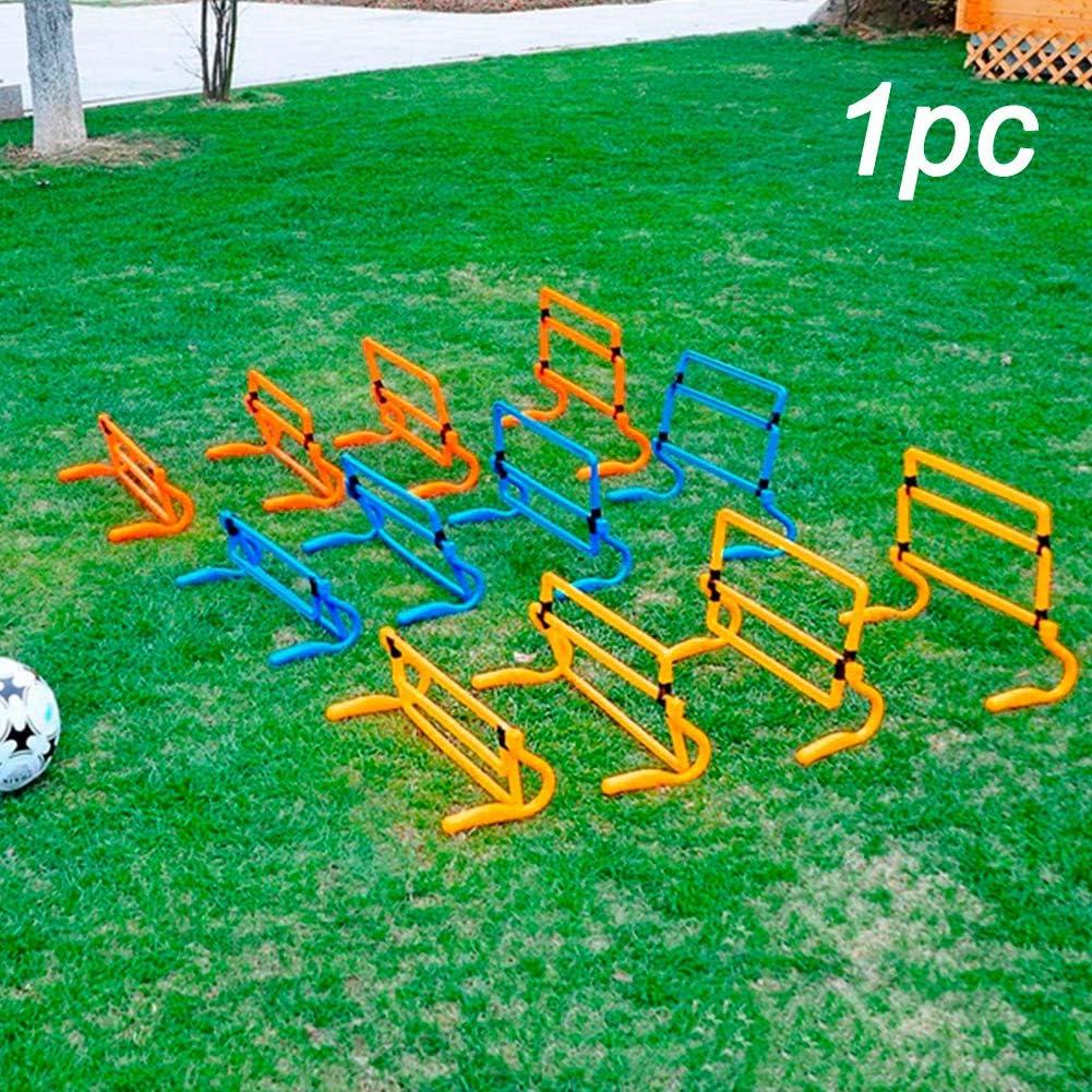 better18 Football Training Hurdles Speed Training Hurdles Agility Hurdles for Footwork Training and Foot-Speed Improvement.