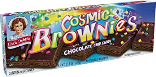 Little Debbie COSMIC Brownies, 13.1 oz