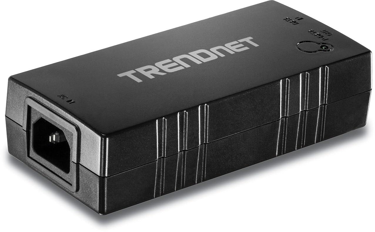 群衆良い充電TRENDnet PoE+ インジェクター/ PoE+ Injector [TPE-105I]