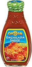 Ortega Enchilada Sauce, Mild Red, 8 Ounce (Pack of 12)