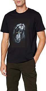 7 For All Mankind Men's Graphic Tee T-Shirt