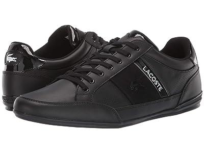 Lacoste Chaymon 419 1 U (Black/Black) Men