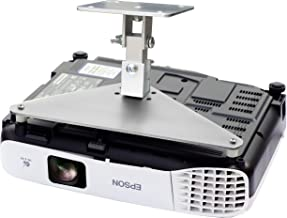 Projector Ceiling Mount Compatible with Sony VPL-VW260ES VPL-VW285ES VPL-VW360ES VPL-VW385ES with Lateral Shift Coupling PCMD LLC 12-Inch Extension