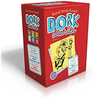 Dork Diaries Box Set (Books 4-6): Dork Diaries 4; Dork Diaries 5; Dork Diaries 6