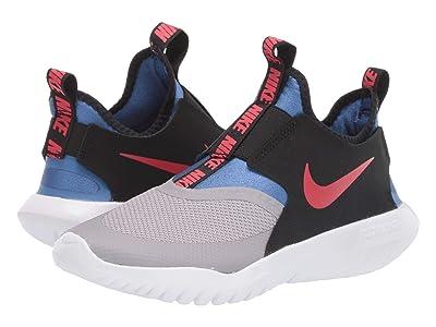 Nike Kids Flex Runner (Big Kid) (Atmosphere Grey/University Red) Kids Shoes
