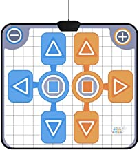 $42 » Wgwioo Dance Mat, Double Person Dancing Pad Non-Slip Dancing Blanket for Nintendo Wii Console Game, for Office Workers,Hou...