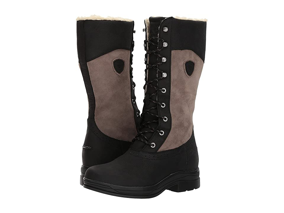 Ariat Wythburn H2O Insulated (Black) Women's Lace-up Boots