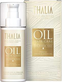 Thalia Organic Hair Care Oil with Argan and Jojoba Oil 75 ml