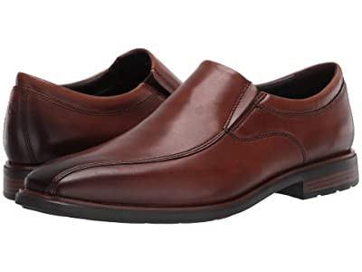 Rockport DresSports Business 2 Slip-On (Cognac Antique) Men