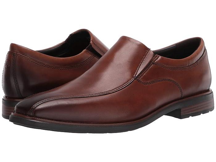Rockport  DresSports Business 2 Slip-On (Cognac Antique) Mens Shoes