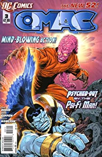 O.M.A.C. (3rd Series) #3 VF/NM ; DC comic book