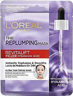 L'Oréal Paris, Ansiktsmask, Revitalift Filler tissue mask, 30 g