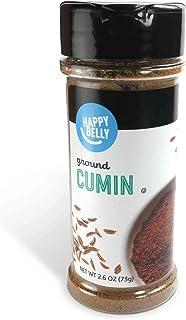 Amazon Brand - Happy Belly Cumin, Ground, 2.6 Ounces