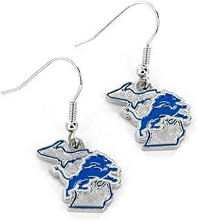 NFL Atlanta Falcons Home State Earrings