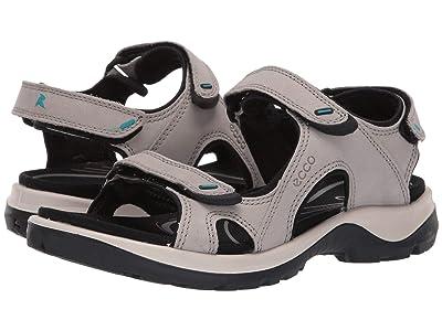 ECCO Sport Offroad Lite II Sandal (Moonrock) Women