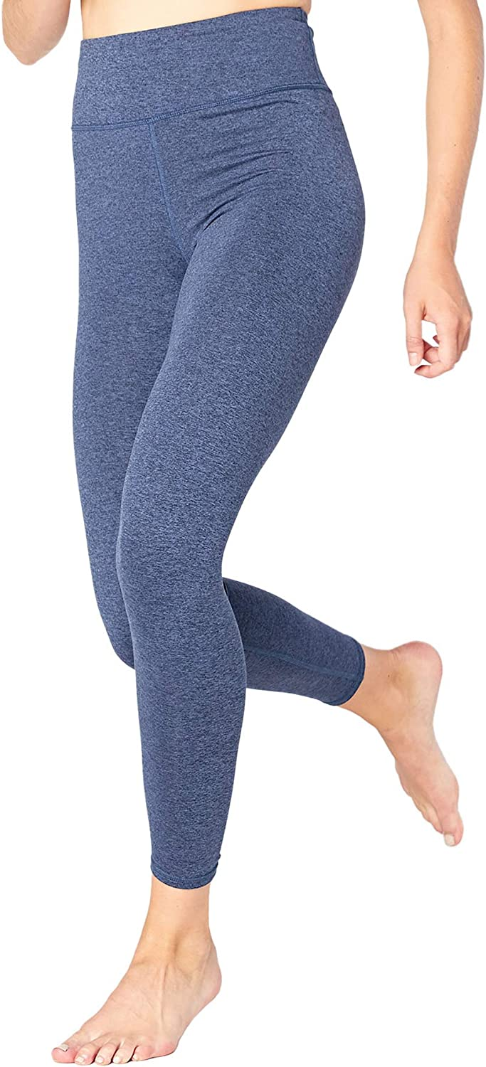 Threads for Thought | Monica 7/8 High Waist Leggings | Made of Recyclable Materials