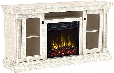 0786bc0c642 Amazon.com  Comfort Smart Cameron Electric Fireplace TV Stand