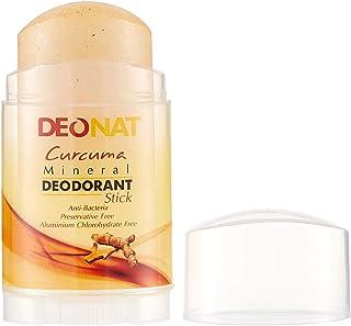 Deonat Curcuma Mineral Deodorant Stick - 100 gm