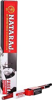 Nataraj Bold Dark Writing 10 Pencils Box With One Eraser Or Sharpener Free