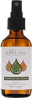 The Original All Natural Feminine Spray | Treats odor, itch, & irritation from vaginal infections fast! | Yoni oil made with Tea Tree, Lemongrass, & Orange Essential Oils | 2 oz Spray