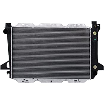 TYC 13231 Replacement Radiator for Ford F-250 Super Duty