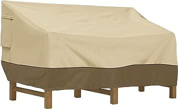 Classic Accessories Veranda Patio Deep Seat Sofa Cover, Large