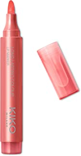 KIKO Milano Long Lasting Colour Lip Marker 103 | Lipmarker no-transfer, natuurlijk tattoo-effect, zeer lang houdend (10 uur)