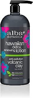 alba botanica volcanic clay lotion