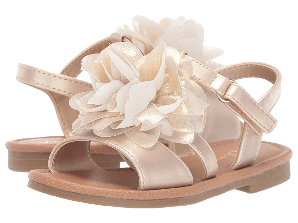 Nina Kids Anaya-T (Toddler/Little Kid) (Rose Gold) Girls Shoes