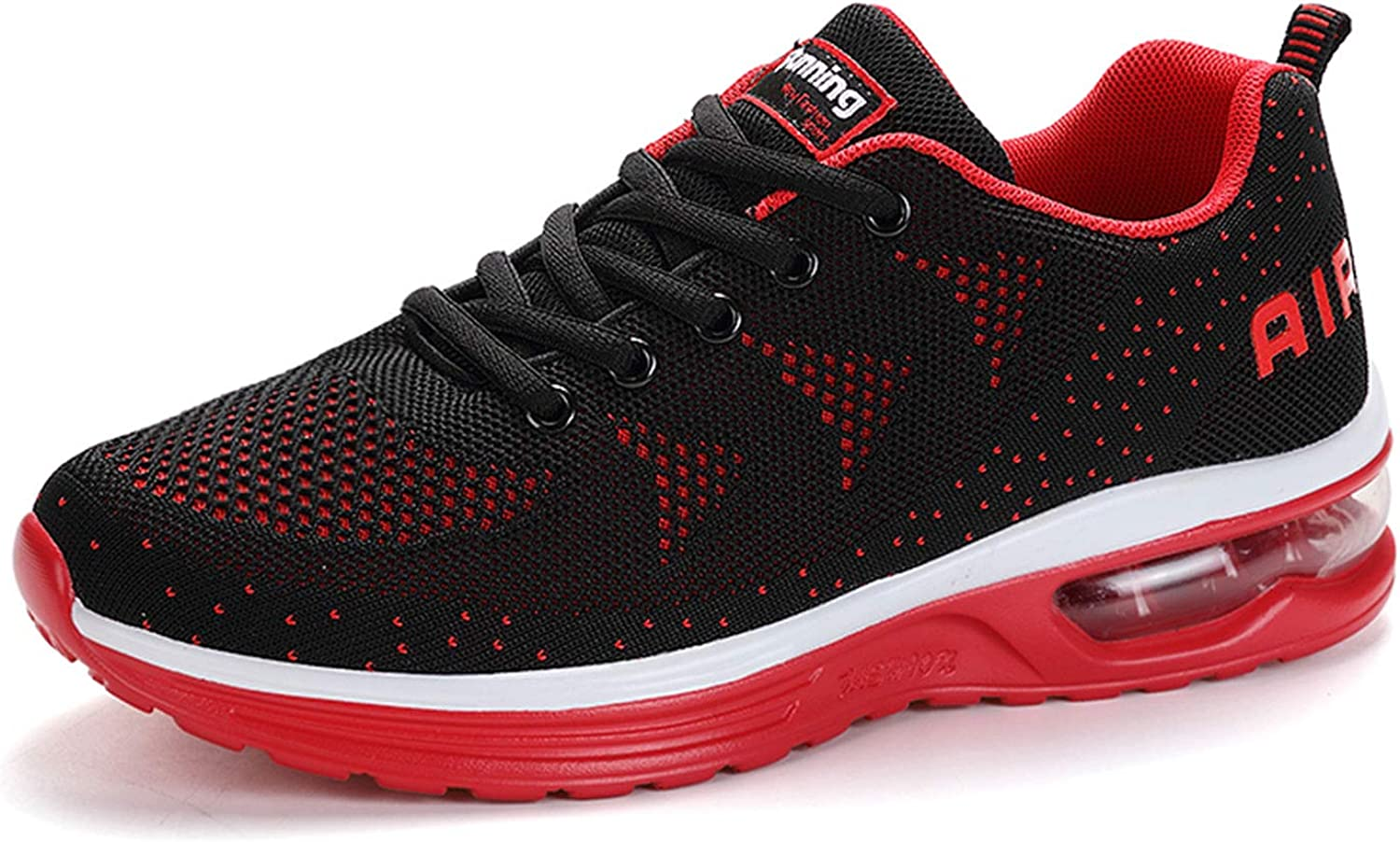 MARITONY Running shoes Sneakers for Men, Comfortable Casual Sports Training Hiking Walking shoes