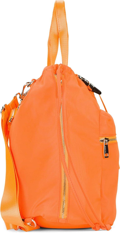 Emily & Noah Rucksack Suza-Nylon 61941 femmes sacs à dos uni Neon-orange