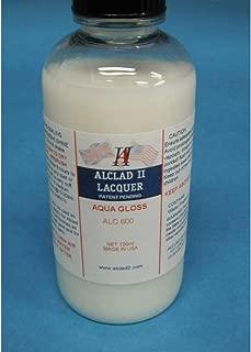 Alclad II Lacquers Aqua Gloss 4oz, ALC600