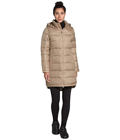 The North Face Metropolis Parka III (Hawthorne Khaki) Women