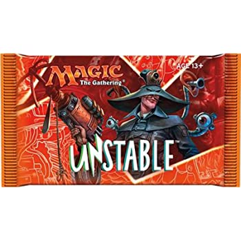 MTG Unstable Booster(英語版)-One Booster Pack