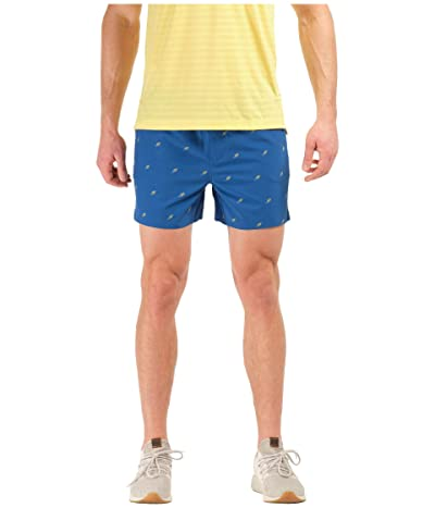 Rhone 5 Swift Shorts-Lined (Galaxy Blue/Snapdragon) Men