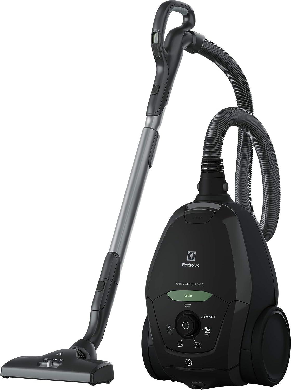 accesorio 3 en 1 600 W Electrolux PD82-GREEN sistema de aspiraci/ón AeroPro 2 cepillos potencia m/áx Aspiradora con bolsa