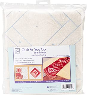June Tailor Home Décor Series Quilt As You Go Table Runner C - Morning Blend