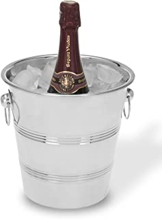 Viscio Trading Seau à champagne Inox 22cm Référence171429