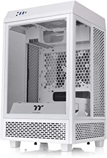 Thermaltake The Tower 100 Snow Mini PC Chassis