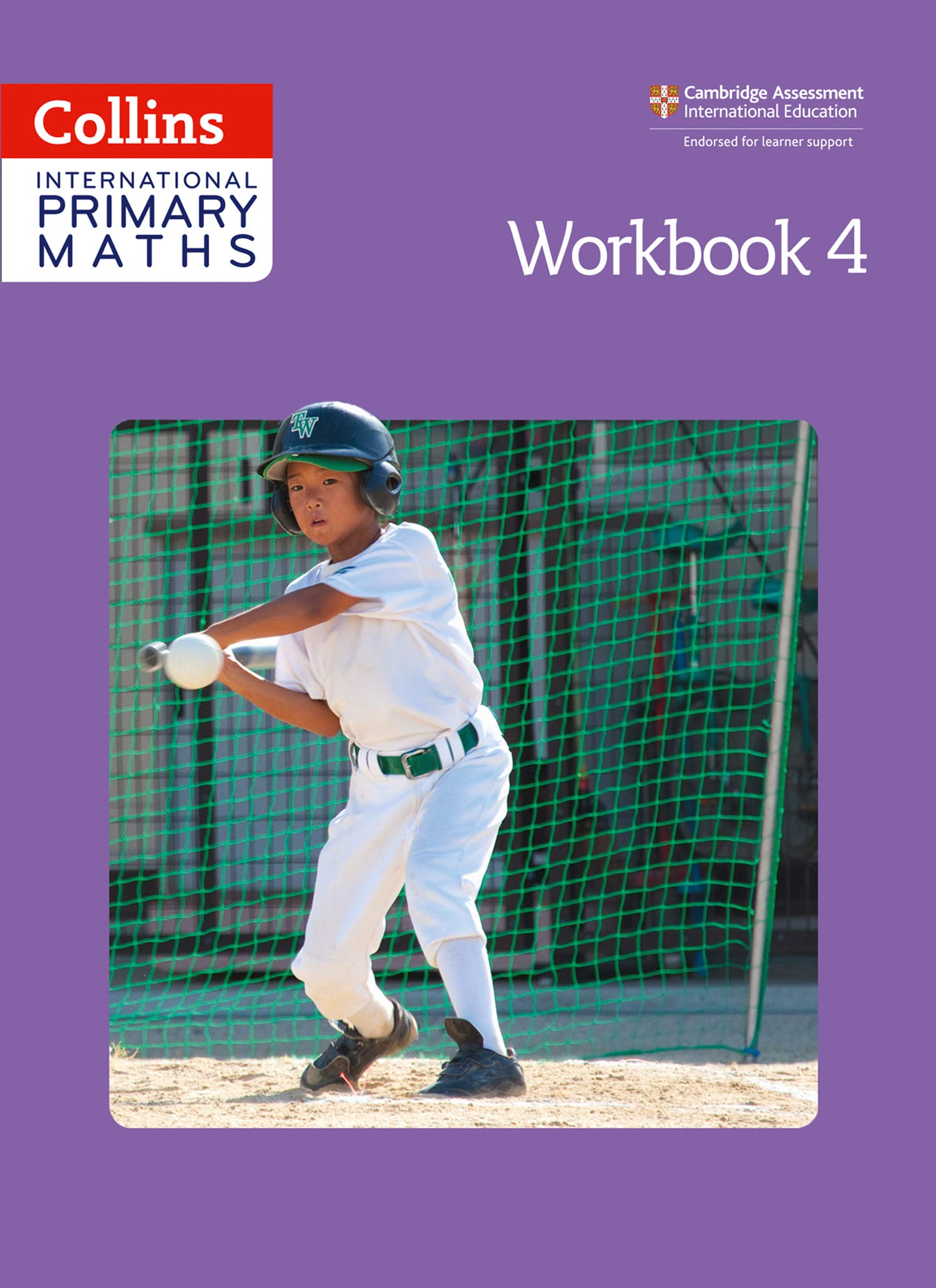 Collins International Primary Maths - Workbook 4
