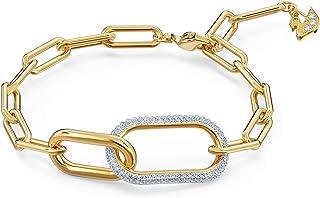 SWAROVSKI Time Bracelet Gold One Size