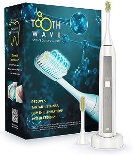 Silk'n Toothwave - Cepillo de Dientes Eléctrico - Elimina La Decoloración, Las Manchas Y El Sarro - Con Tecnología Dental ...